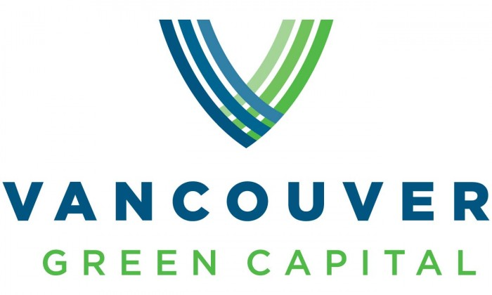 Mayor Gregor unveils new Vancouver logo