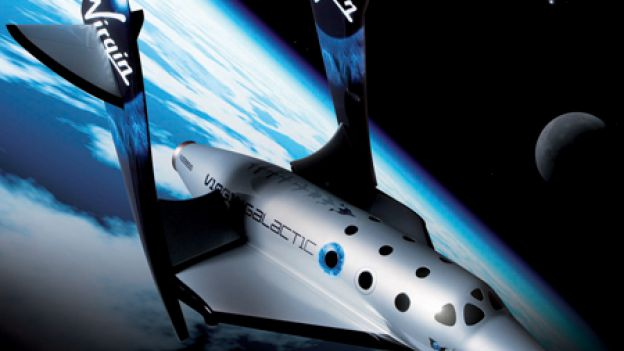 Virgin Galactic: Consumer Space travel in our lifetime