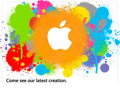New Apple iPad – Coming April 2010