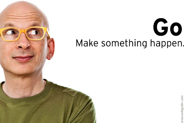 Seth Godin's Lizard Brain – Do you have one?