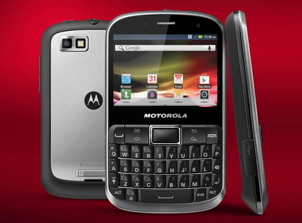 Motorola DEFY PRO – Reliable & Powerful