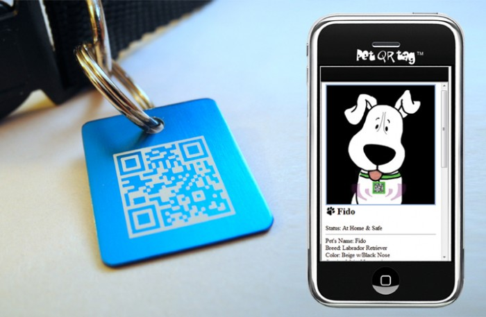Pet QR Tag's Innovative Tracking System