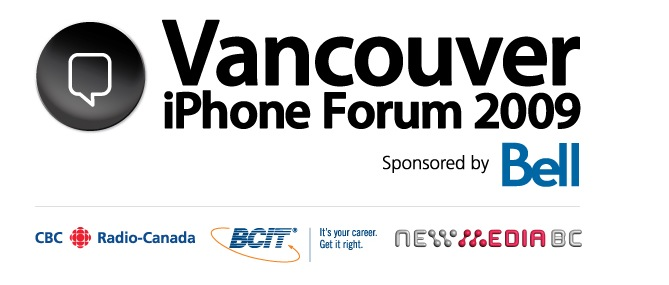 iPhone Forum – Vancouver Mobile Conference