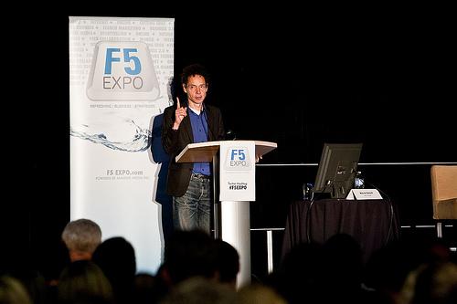 Gladwell debate on social media & business