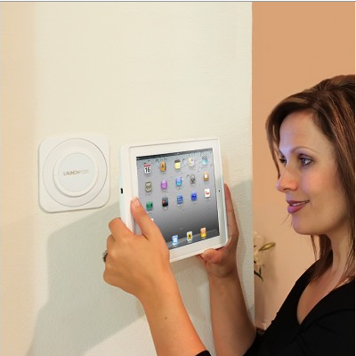 World's First Inductive Charging & Mounting System for iPad